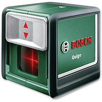 Линейный лазерный нивелир (построитель плоскостей) Bosch Quigo 2, фото 1