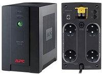 Источник бесперебойного питания/UPS APC/BX800CI-RS/Back/800 VА/480 W