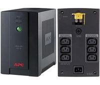 Источник бесперебойного питания/UPS APC/BX800CI/Back/800 VА/480 W