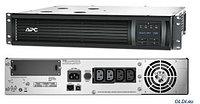 Источник бесперебойного питания/APC/SMT1500RMI2U/ Smart-UPS 1500VA LCD RM 2U 230V