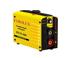 Сварочный аппарат инверторный Eurolux IWM 160