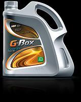 Трансмисионное масло G-Box Expert GL-5 75W-90 полусинтетика 4л., фото 1