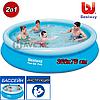 Надувной бассейн Bestway 57273, Fast Set Pool, размер 366x76 см