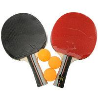 Pакетки настольного тенниса Donic с чехлом