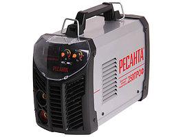 Сварочный  аппарат инверторный Ресанта САИ250 ПРОФ