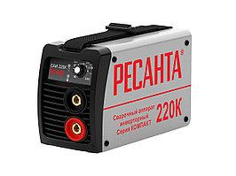 Сварочный аппарат инверторный Ресанта САИ220К