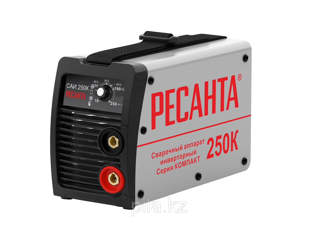 Сварочный аппарат инверторный Ресанта САИ250К