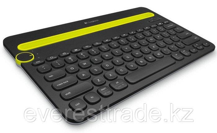 Клавиатура беспроводная Logitech K480 черный, фото 2