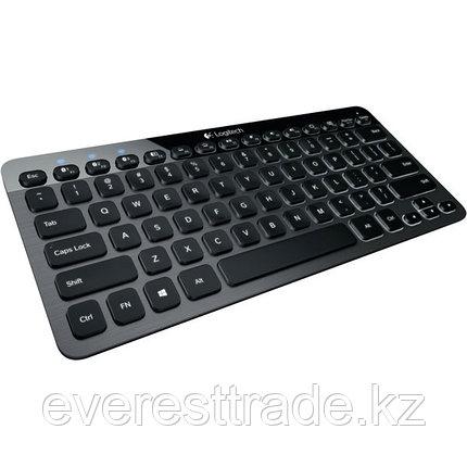 Клавиатура беспроводная Logitech K810 черный, фото 2