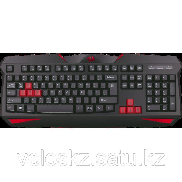 Клавиатура игровая Defender Xenica черный