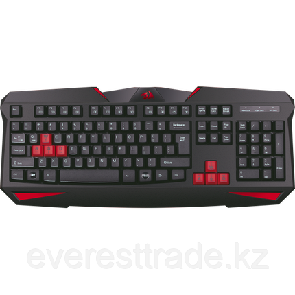 Клавиатура игровая Defender Xenica черный, фото 2