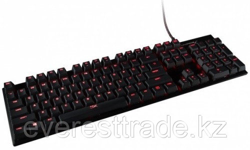 Клавиатура игровая KINGSTON HyperX Alloy FPS HX-KB1BL1-RU/A5 черный