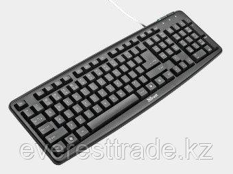 Клавиатура проводная Trust ru classicline MM KB