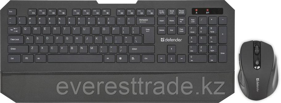 Комплект клавиатура+мышь Defender Berkeley C-925 RU, фото 2