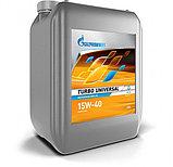 Газпром Turbo Universal 15W-40 масло моторное 20л., фото 3