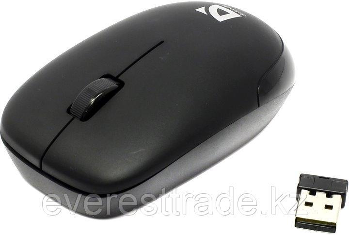 Мышь беспроводная Defender Datum MM-015 черный