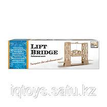 Сборная деревянная модель BRIDGES 2664 Мост подъемный, модель D-012