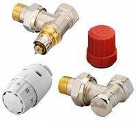 Термостатические клапаны Danfoss