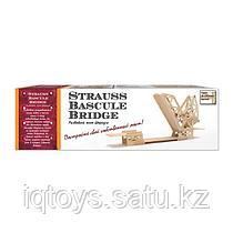 Сборная деревянная модель BRIDGES 2666 Мост разводной, модель D-015