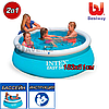 Надувной бассейн Intex 28101NP, 28101, 57421, Easy Set, размер 183х51 см