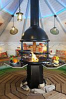 Дровяной гриль Лаппигриль BBQ WEBER