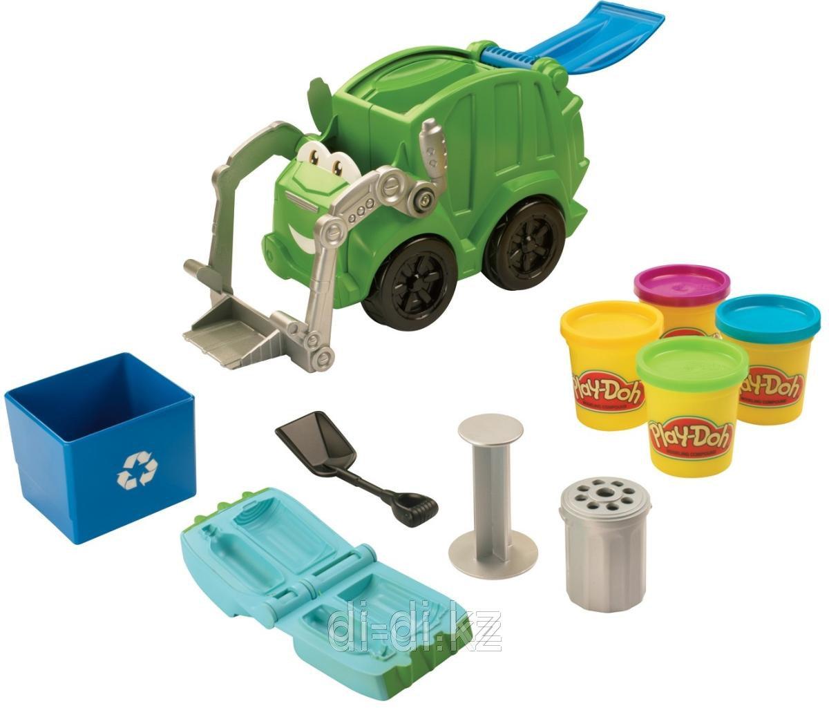 Набор Play-Doh Дружелюбный Руди Hasbro A3672