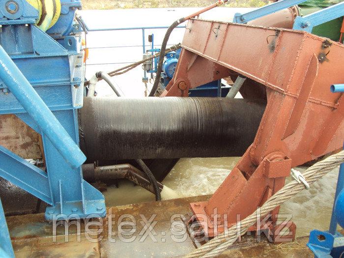 Всасывающий трубопровод для земснаряда