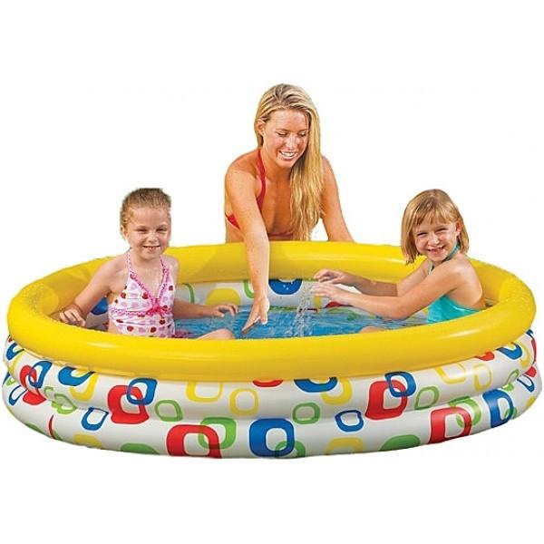 Детский надувной бассейн Intex 58439 в алматы