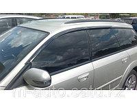 Ветровики/Дефлекторы окон на Subaru Outback/Субару Аутбэк 2003-2009, фото 1