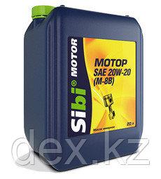 Масло моторное М-8ДМ, SAE 20, API CD