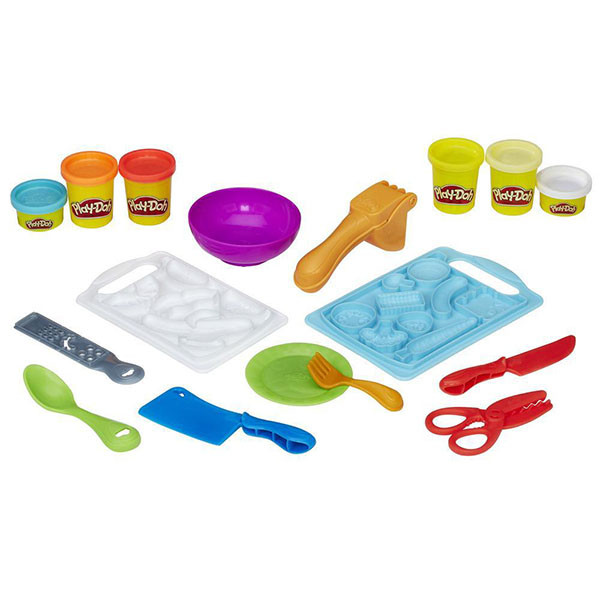 """Игровой набор Play Doh (Плей до) """"Приготовь и нарежь на дольки"""" - фото 2"""