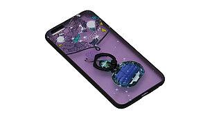Чехол с кольцом силиконовый iPhone 6, фото 2