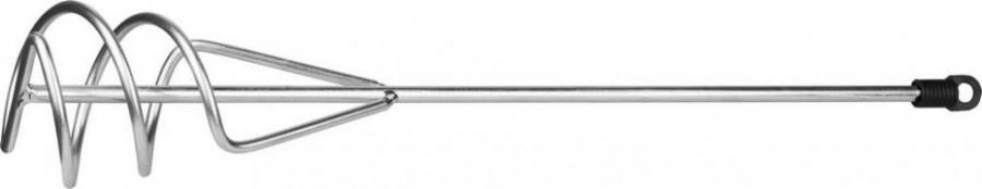 """(06014-08-40) Миксер STAYER """"PROFI"""" для песчано-гравийных смесей, SDS+ хвостовик, оцинкованный, 80х400мм"""