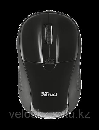 Мышь беспроводная Trust Primo черный, фото 2