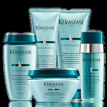Kerastase Resistance - восстановление сильно поврежденных волос