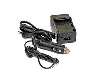 Зарядное устройство на Panasonic VBG 6 (кабель + авто заряд)