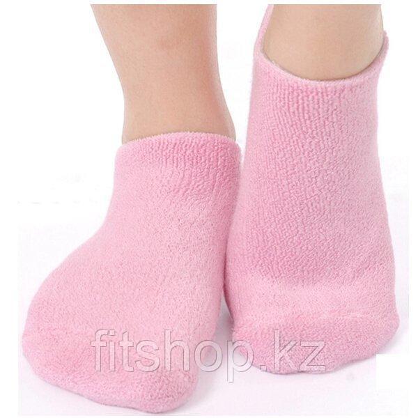Увлажняющие гелевые ноcочки SPA Gel Socks