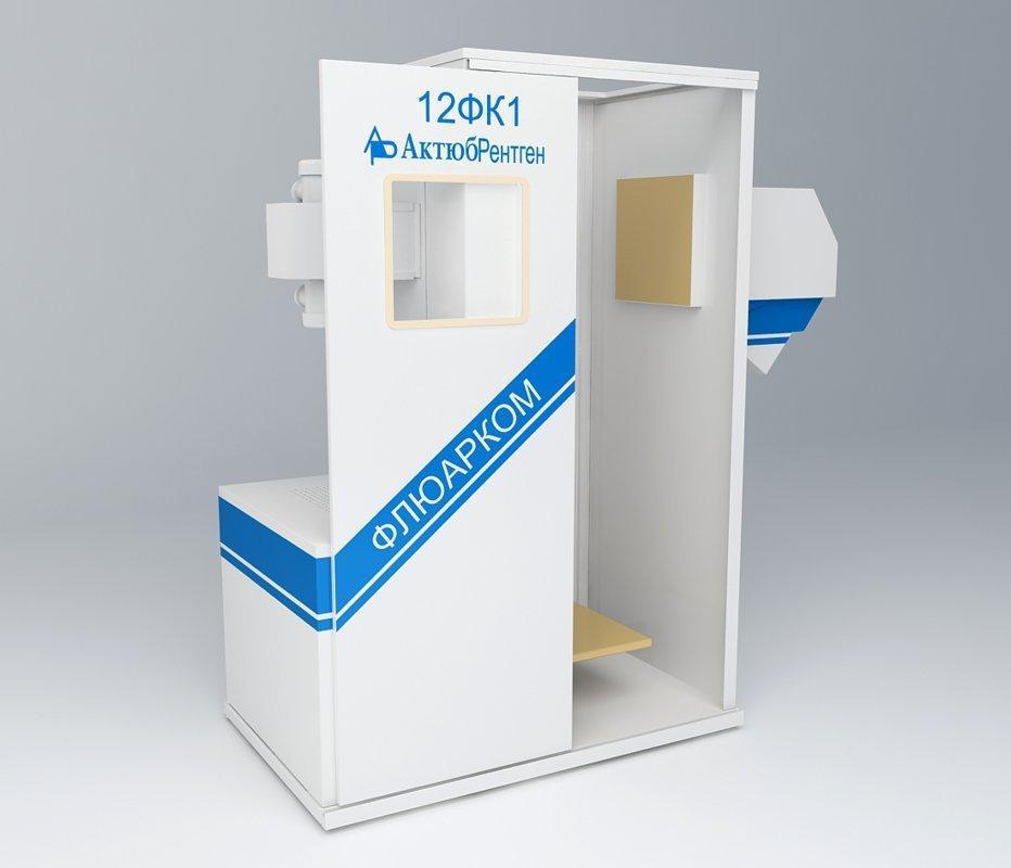 Аппарат рентгеновский флюорографический стационарный цифровой 12ФК1 «ФЛЮАРКОМ»