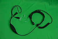 Наушник с ларингофонным микрофоном для рации Puxing PX-2R, фото 1