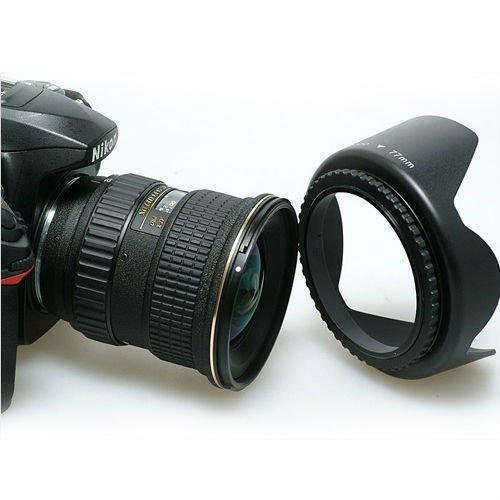 Бленда для объектива Camera Lens Hood 55мм