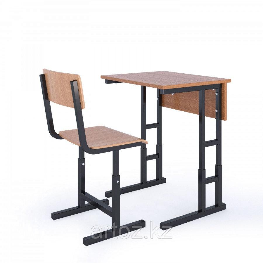 Парта 1-местная+ 1 стул