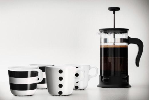 Все для чая и кофе.