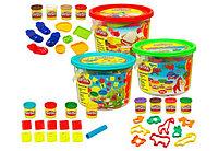PLAY-DOH детский набор Пластилина в мини ведерке