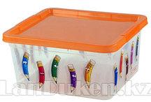 """Коробка для мелочей """"KIDS BOX"""" 1,9 л. 51001 (003)"""