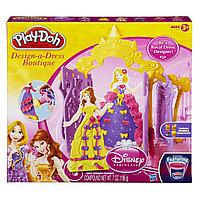 Набор Бутик для принцесс Дисней Play-Doh набор пластилина, фото 1