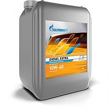 Gazpromneft Diesel Extra 10W-40 полусинтетическое масло 20л.