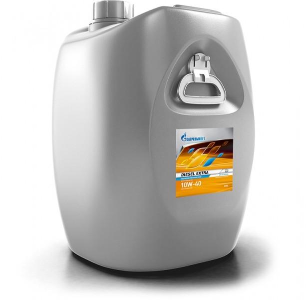 Gazpromneft Diesel Extra 10W-40 полусинтетическое масло 50л.