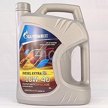 Gazpromneft Diesel Extra 10W-40 полусинтетическое масло 5л.
