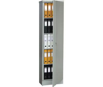 Шкаф архивный для документов металлический AM 1845 Практик