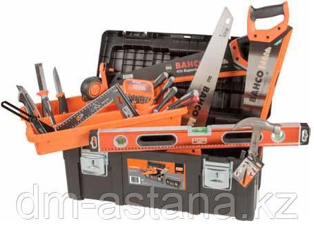 Набор инструментов из 15 предметов, BAHCO 65TS2